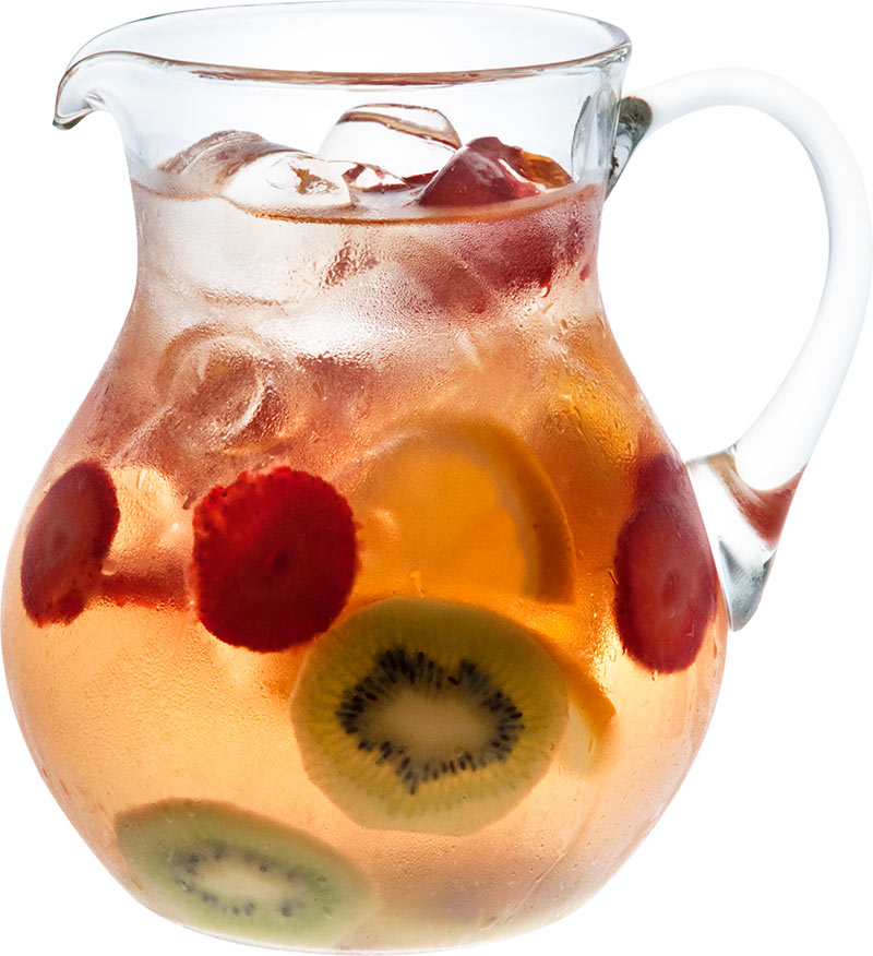 Come Fare il Sangria Tropicale